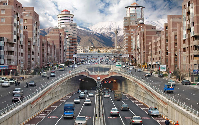 Resultado de imagem para Teerã