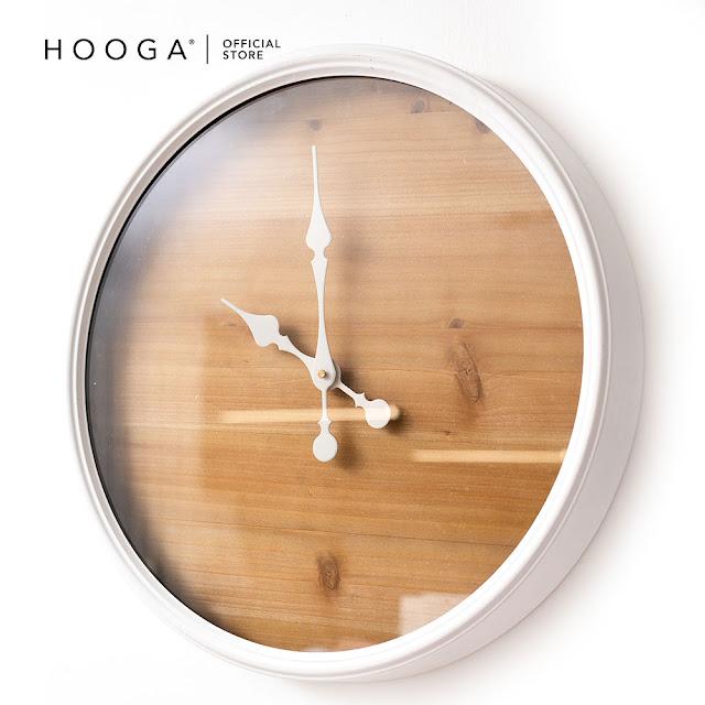 HOOGA wall clock