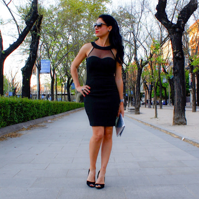 LOOK LBD Little Black Dress