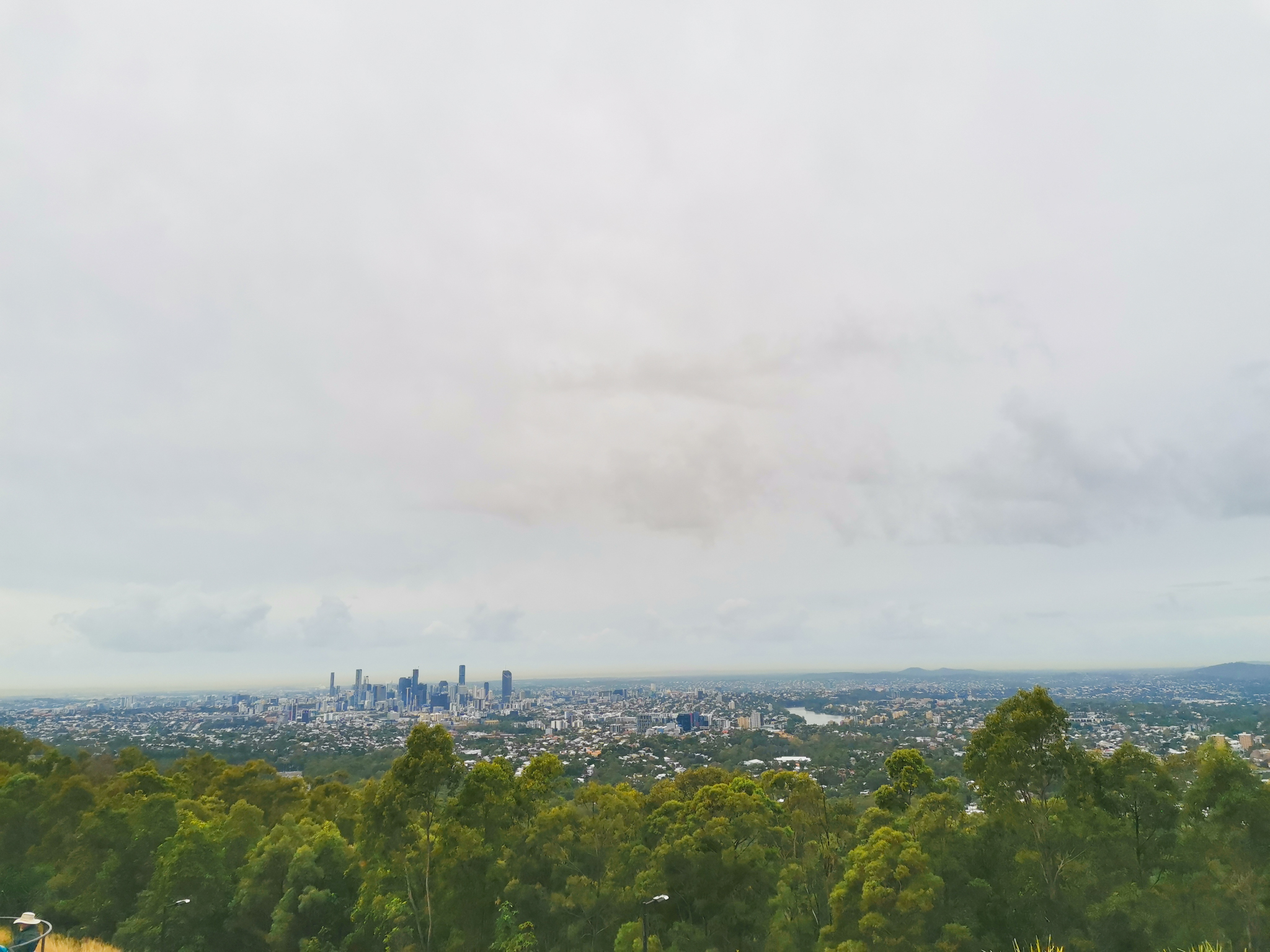 Mt Cootha look out