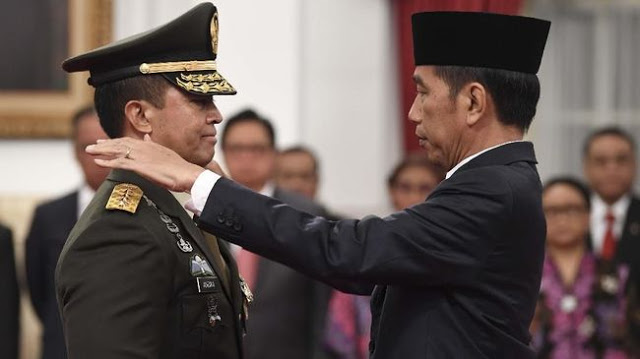Informasi dari Neta IPW soal Jabatan Kapolri dan Panglima TNI