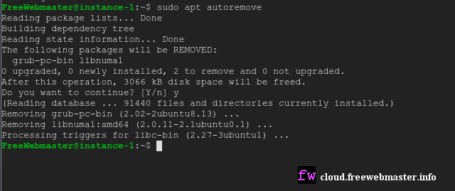 Обновление deb-пакетов Ubuntu