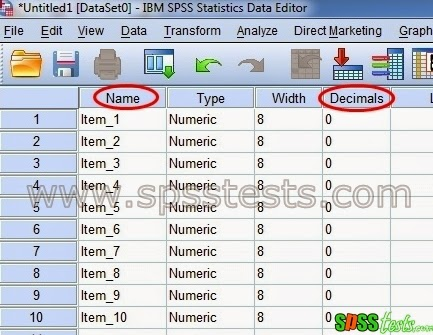 How to Test Reliability Method Alpha Using SPSS