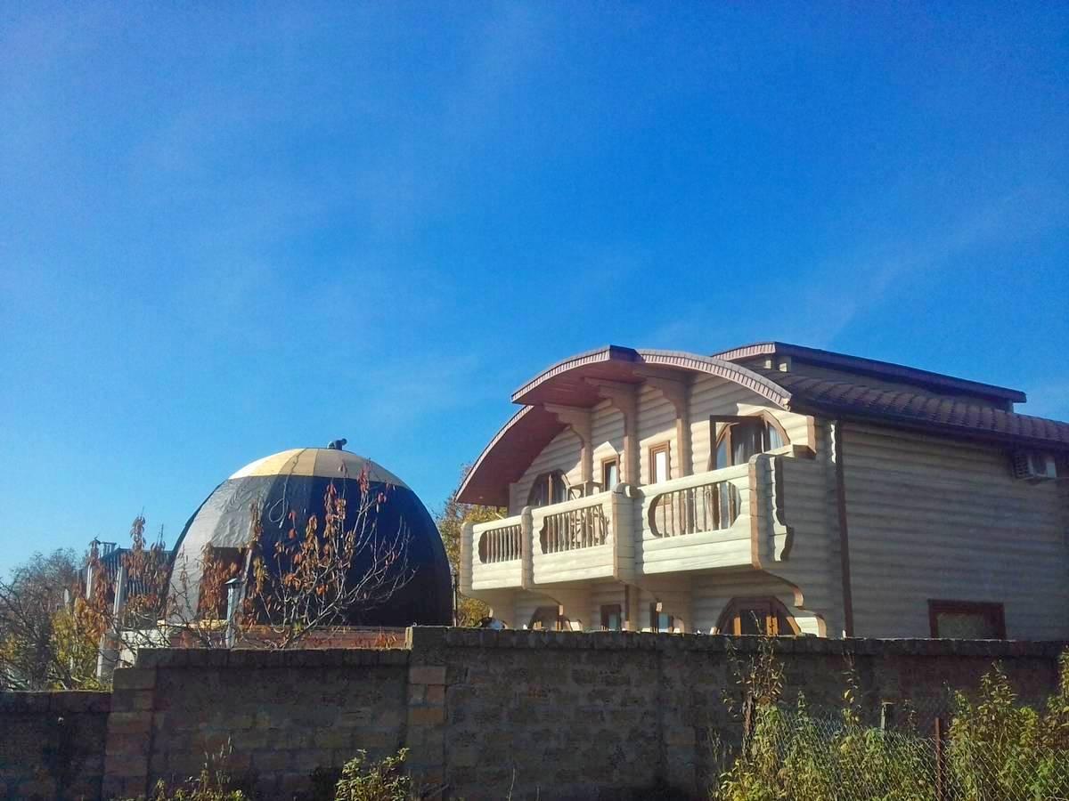 Купольный дом Севастополь