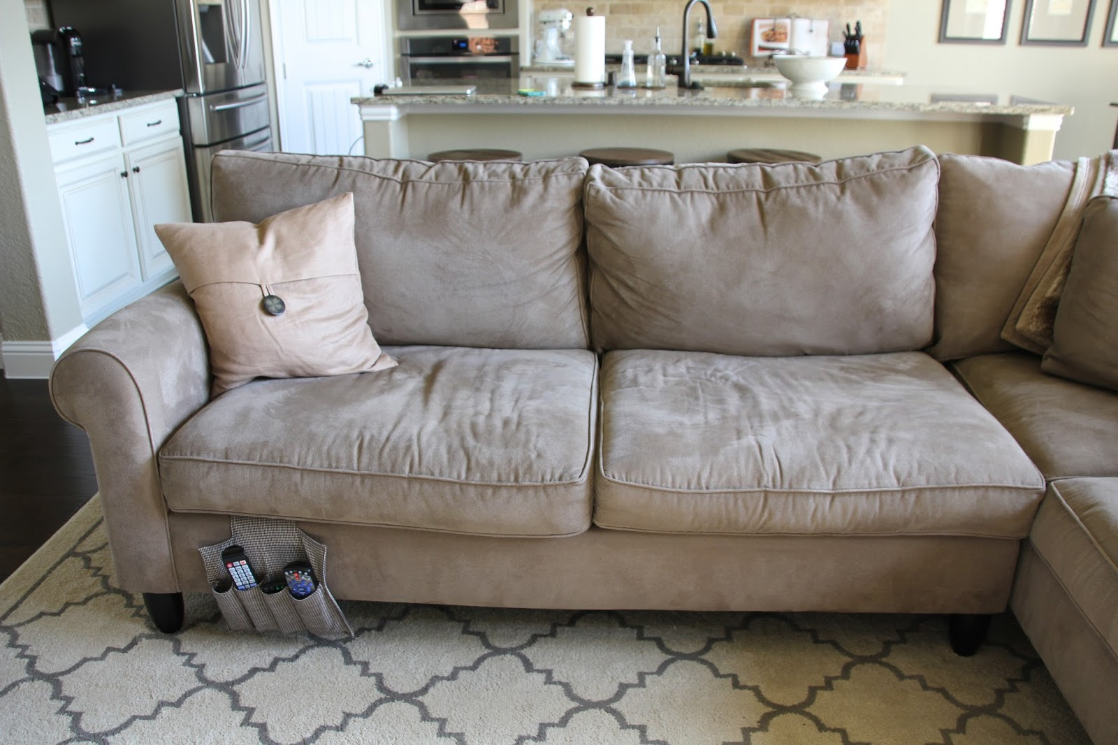 How To Make Your Couch Look Like New A Tutorial Sweet