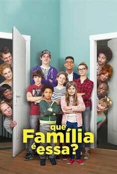 Que Família é Essa? Torrent - BluRay 1080p Dual Áudio