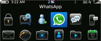 تحميل تطبيق واتساب القديم للبلاك بيري قبل التحديث الاخير 2/2017 - old whatsapp Blackberry الاصدار السابق