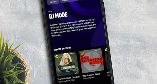 AMAZON MUSIC PONE EN MARCHA EL 'MODO DJ'