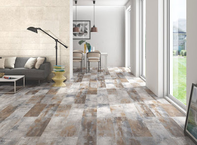 Porcelain Wooden tiles