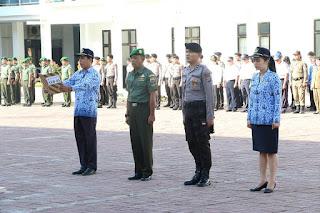 Pemko Gunungsitoli Laksanakan Upacara Peringatan Hari Kesadaran Nasional