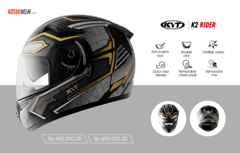 k2 rider black phanther