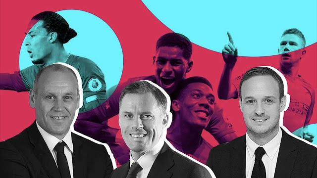 مباريات الدوري الإنجليزي الممتاز، مواعيد المباريات، أوقات الانطلاق، جدول القنوات التلفزيونية