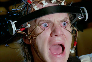 The re-education of Alex, A Clockwork Orange (1971)