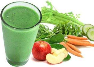 jus sayuran Untuk Penderita Asam Urat