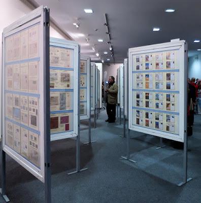 Exposición filatélica de El Ventolín y FASFIL