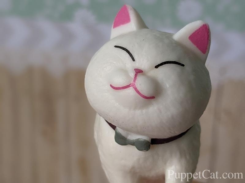 Фигурка кот