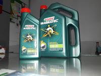 Dapatkah oli mobil digunakan pada motor matic ?