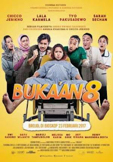Bukaan 8 (2017) Full Movie