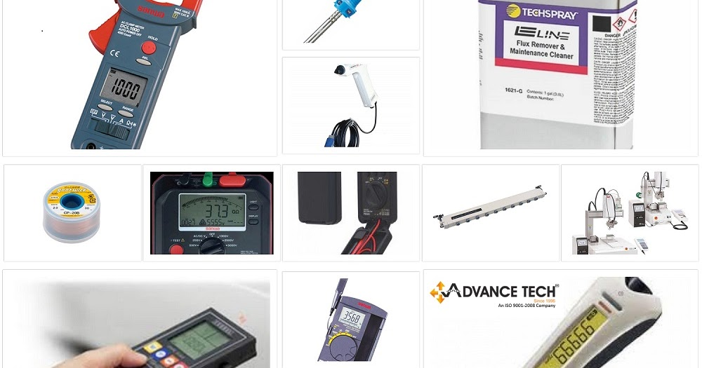 Advance Tech Services Pvt ltd – Best Supplier of Electronics and Electrical Tools in Delhi