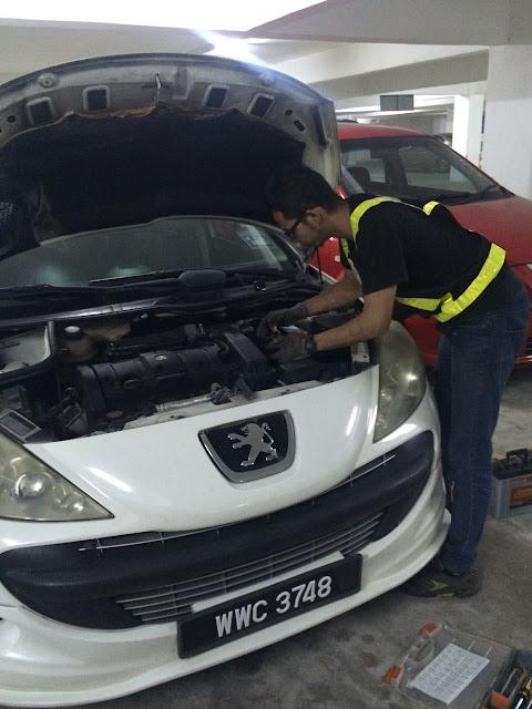 servis bateri kereta murah, bateri kereta malaysia