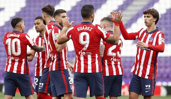 El Atlético de Madrid se proclama campeón de Liga
