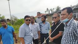 DPD LPM Kota Padang, Salurkan Bantuan untuk Korban Kebakaran di Tunggul Hitam