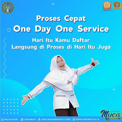 Proses One Day One Service