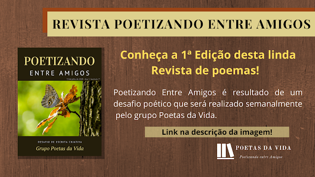 Revista Poetizando Desafios, poetas da vida, poemas, poesia