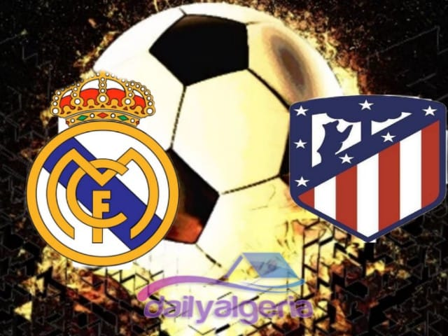 ريال مدريد ضد اتلتيكو مدريد -ريال مدريد- اتلتيكو مدريد - الدوري الاسباني