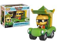 Pop! Ride: Hanna-Barbera - Hong Kong Phooey.