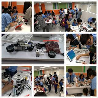 5月25日的香港特殊教育成果分享會暨 STEM 嘉年華