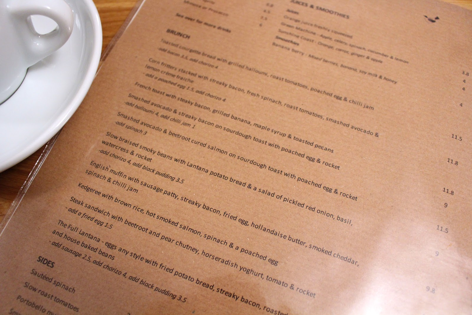 Lantana Café | London