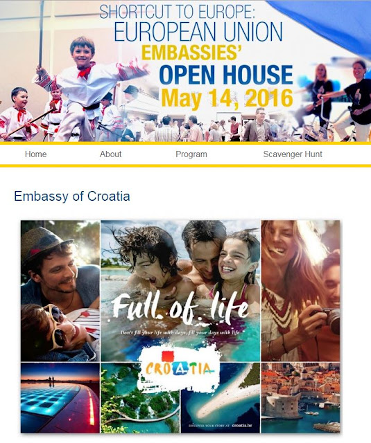EU Open House Croatia