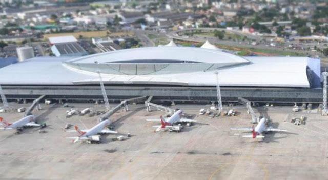 Aeroporto do Recife é o melhor do Nordeste