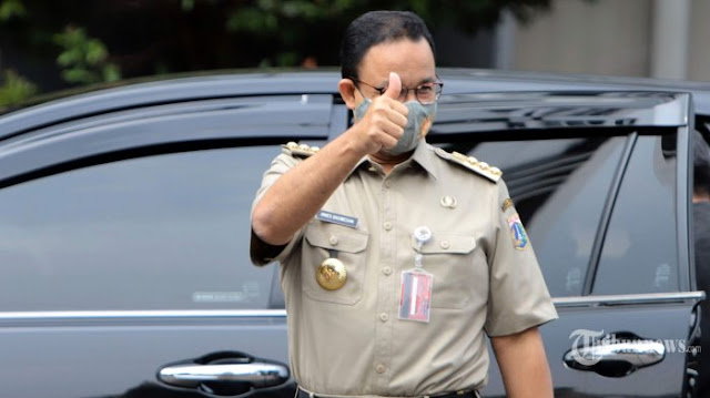 Masuk 21 Pahlawan Transportasi Dunia, Anies Bikin Bangga Indonesia