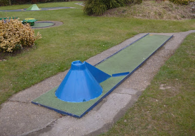 Championship Miniature Golf at Kelsey Park in Beckenham