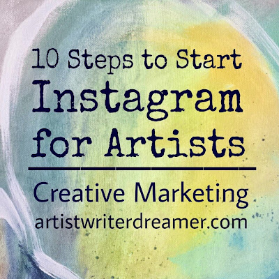10 Steps to Start Instagram for Artists
