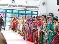 50 TKI Promosikan Batik Brebesan di Luar Negeri