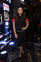 Meghana Gore looks super cute in Black Dress at IIFA Utsavam Awards press meet 27th March 2017 36.JPG