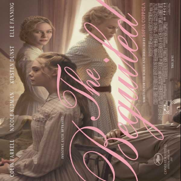 The Beguiled, The Beguiled Synopsis, The Beguiled Trailer, The Beguiled review, The Beguiled Poster