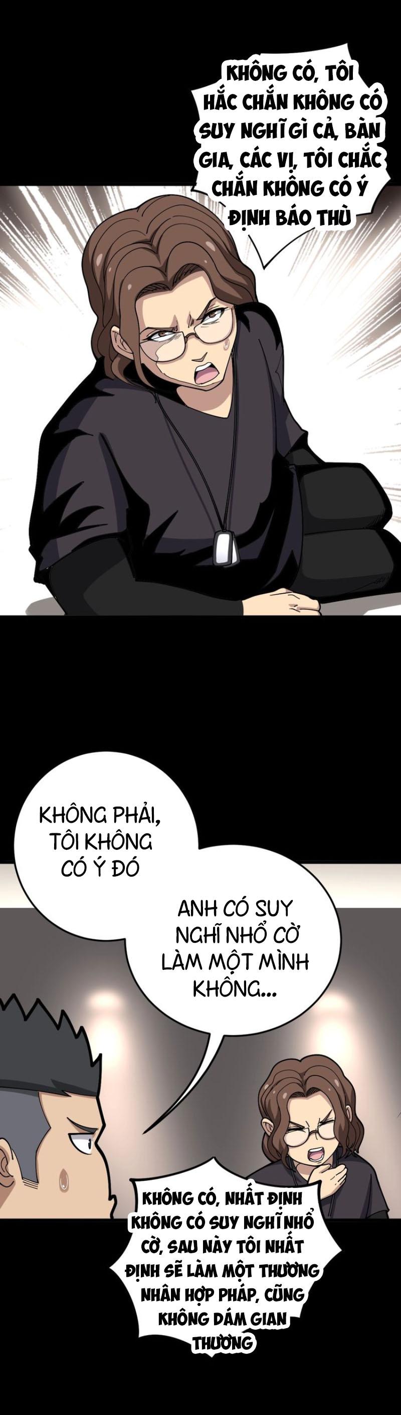 Độc Thủ Vu Y chap 50 - Trang 6