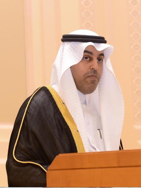 رئيس البرلمان العربي: الملك سلمان يتصدي للأخطار المُحدِقة بالعالم العربي