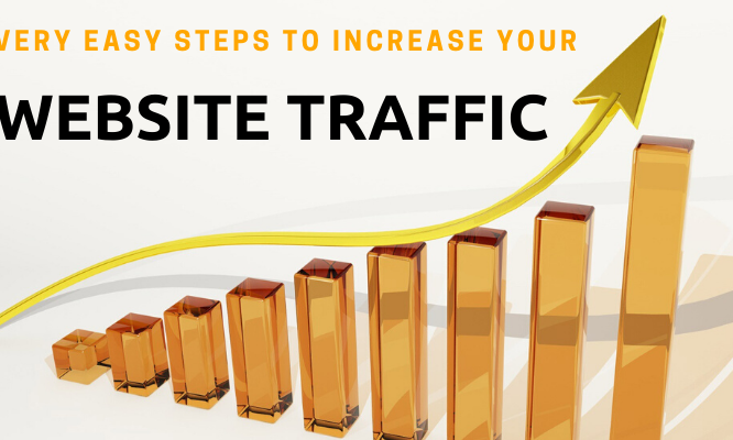Very Easy Steps to Drive Insane Organic Traffic to Your Blog