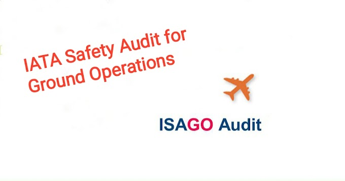 The IATA Safety Audit of Ground Operations (ISAGO)