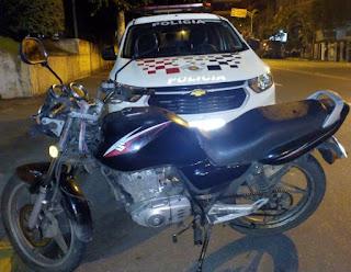 Polícia Militar de Registro-SP prende dois homens por roubo