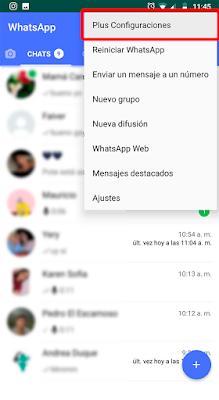 tener WhatsApp con mas funciones