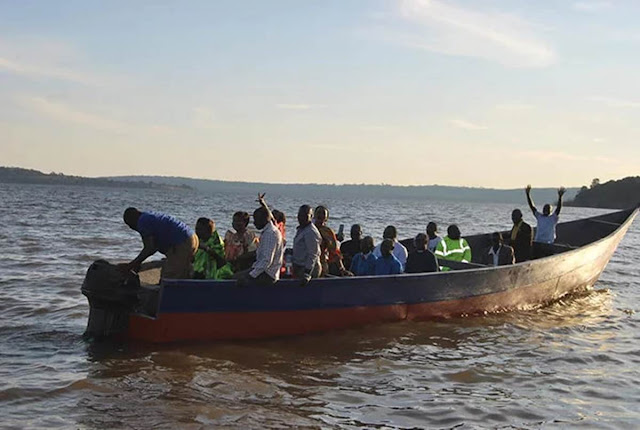 Gereja membeli perahu untuk menginjili pulau-pulau terpencil di Afrika