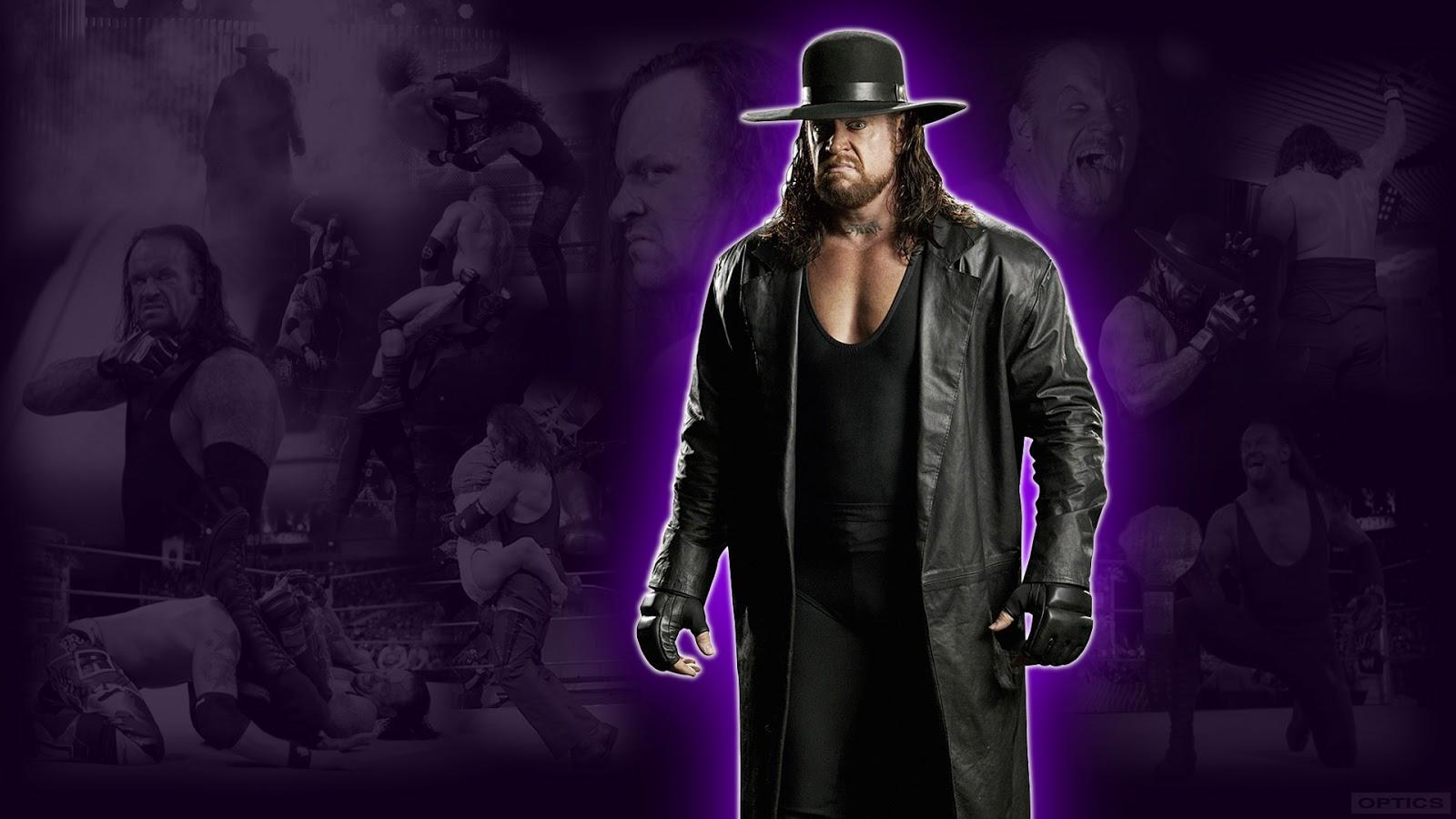 Undertaker Naked 29