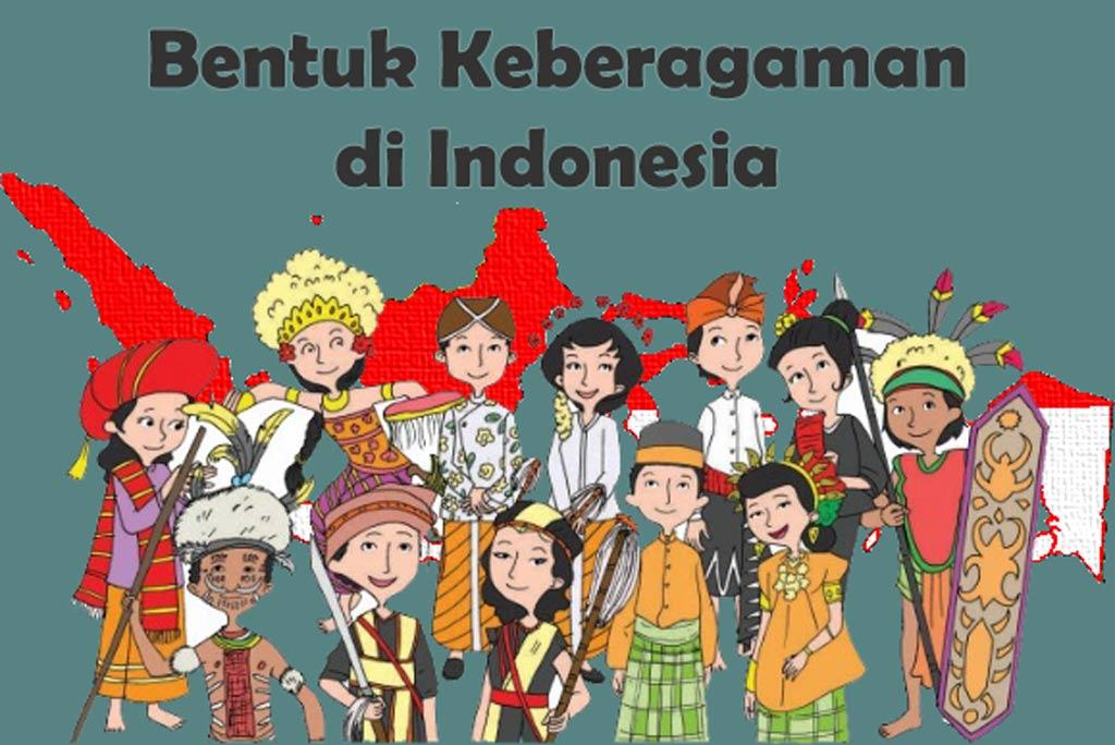 keberagaman di indonesia