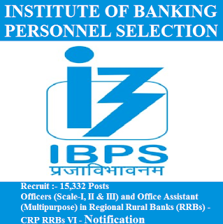 Institute of Banking Personnel Selection, IBPS, RRBs, Graduation, Officers, Office Assistant, Graduation, CRP, freejobalert, Sarkari Naukri, Latest Jobs, Hot Jobs, ibps logo
